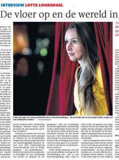 interview lotte lohrengel DvhN